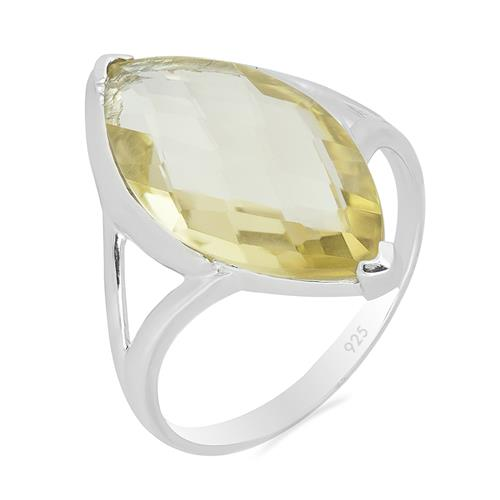 LEMON TOPAZ RING #VR012678
