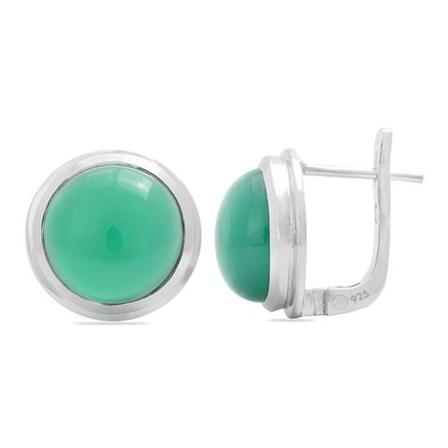 GREEN ONYX EARRING #VE09331