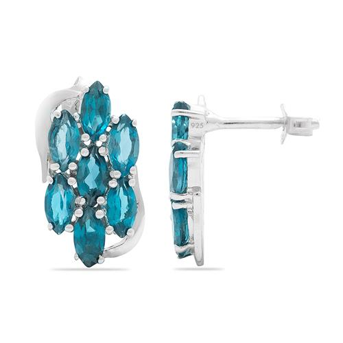 LONDON TOPAZ EARRING #VE06766