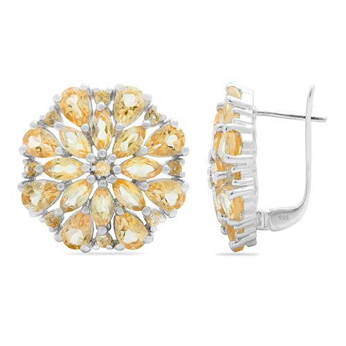 CITRINE EARRING #VE012388
