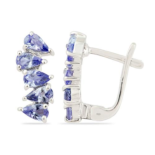 TANZANITE EARRING #VE012224