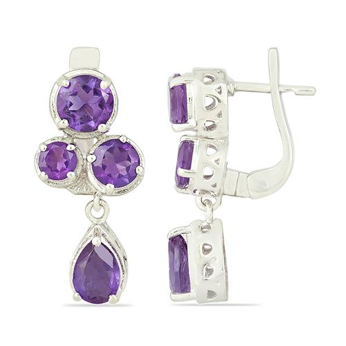 AMETHYST EARRING #VE09051