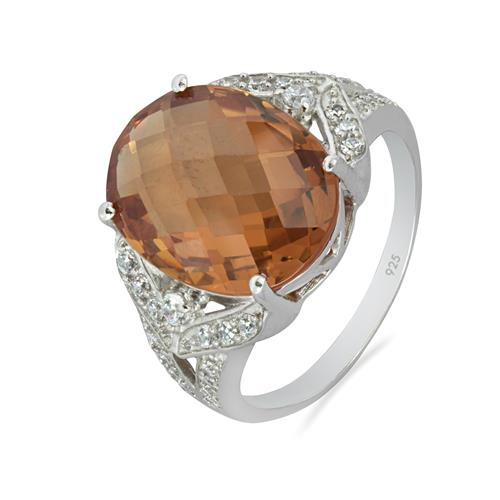 NANO ZULTANITE RING WITH ZIRCON #VR014398