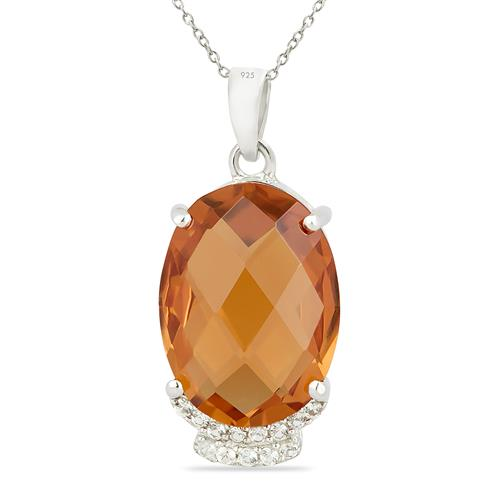 NANO ZULTANITE PENDANT WITH ZIRCON  #VP015564