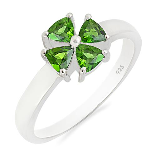 CHROME DIOPSITE RING #VR015133