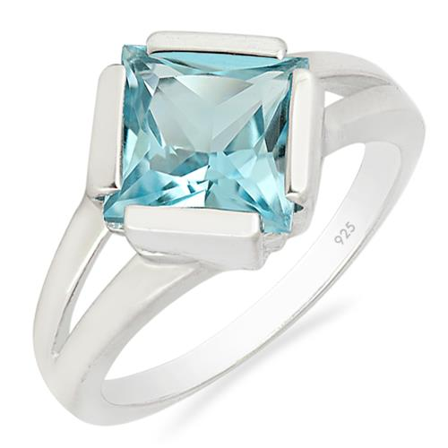 SKY BLUE TOPAZ RING #VR013193