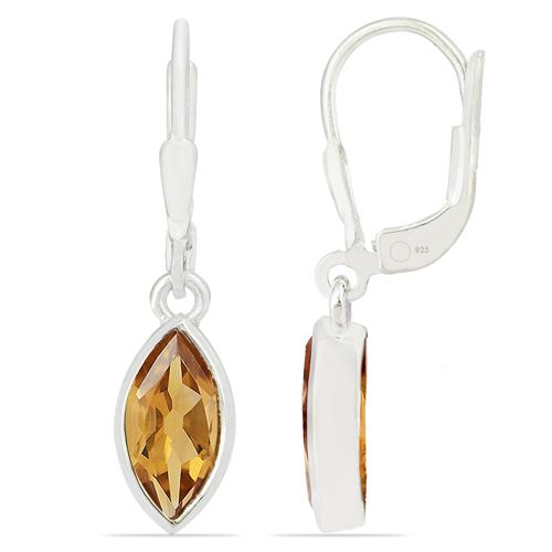 CITRINE EARRING #VE016696