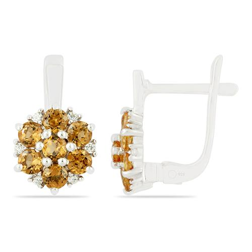 NANO ZULTANITE EARRING WITH ZIRCON #VE010778