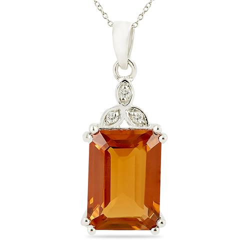 NANO ZULTANITE PENDANT WITH ZIRCON #VP016821